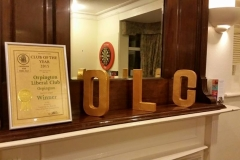 OLC Club Of The Year 2015